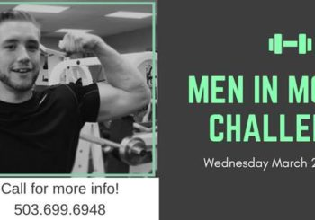 Men in Motion Challenge